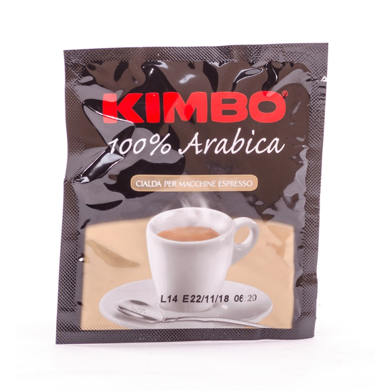CIALDA KIMBO 100 ARABICA 200БР/КАШ